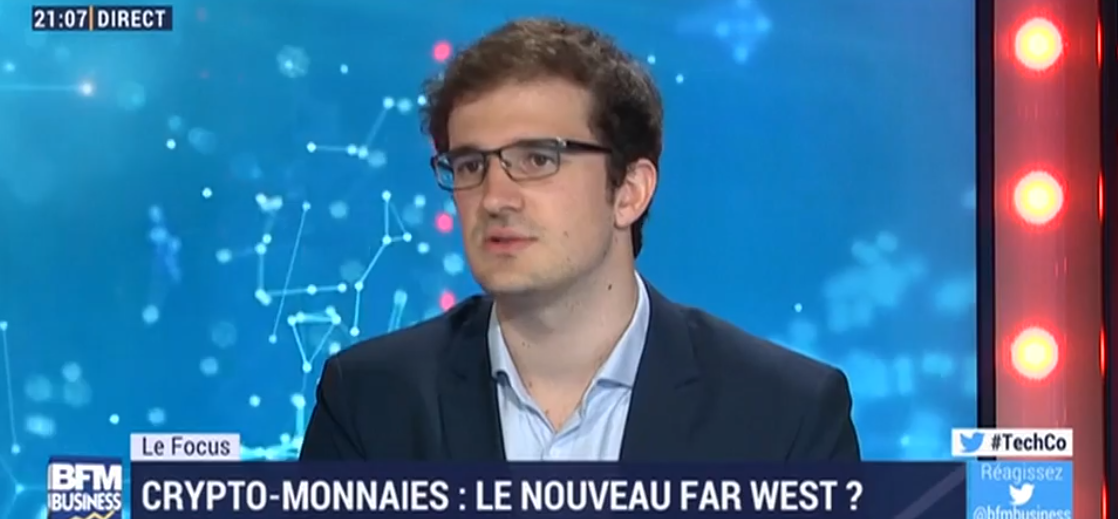 Alexandre Stachtchenko sur BFM Business